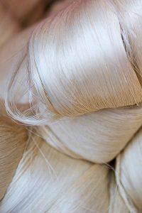 fibre naturali seta